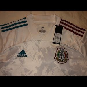 Mexico National Soccer Team Jersey - XL